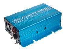 Měnič napětí z 24V na 230V, 300W
