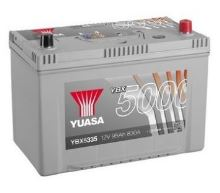 Autobaterie Yuasa Silver High Performance 95Ah, 12V, 830A (YBX5335)