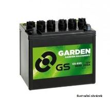 Baterie GS Garden 26Ah, 12V, baterie pro zahradní techniku