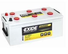 Trakční baterie EXIDE EQUIPMENT, 12V, 135Ah, ET950