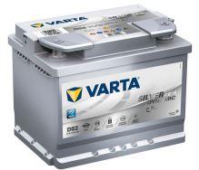 Trakční baterie VARTA PR Deep Cycle AGM 60Ah (20h), 12V, LAD60