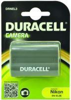 Baterie Duracell Nikon EN-EL3, 7,2V (7,4V) - 1400mAh