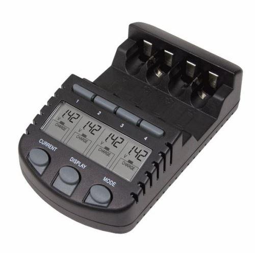 Nabíječka NC-1000 (náhrada za IPC-1L) - inteligentní dobíječ AA/AAA baterií