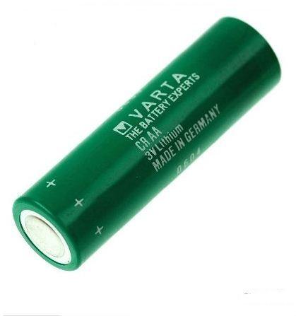 Baterie Varta CR AA, 3V, 2000mAh, Lithium, 1ks