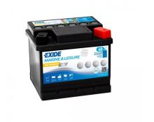 Trakční baterie EXIDE EQUIPMENT GEL, 12V, 40Ah, ES450