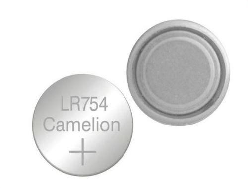 Baterie Camelion Watch V 393, AG5, LR754, hodinková, (Blistr 1ks)
