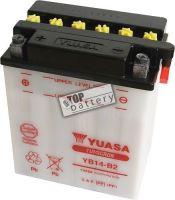 Motobaterie Yuasa YB14-B2, 12V, 14Ah