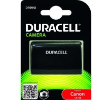 Baterie Duracell Canon LP-E6, 7,2V (7,4V) - 1400mAh