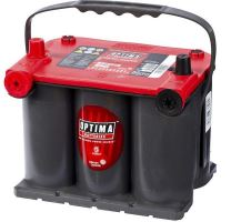 Autobaterie Optima Red Top U-3.7, 44Ah, 12V, 730A, (8022-255)