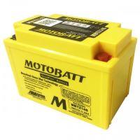 Motobaterie Motobatt MBTZ14S 12V, 11,2Ah, 190A (YTZ12S, YTZ14S)