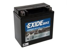 Motobaterie EXIDE BIKE Factory Sealed 10Ah, 12V, 150A, AGM12-10 (YTX12-BS)
