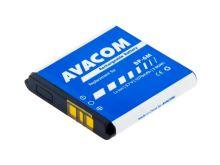 Baterie AvacomGSNO-BP6M-S1070, Nokia BP-6M, 6233, 9300, N73, 3,7V 1070mAh, Li-ion