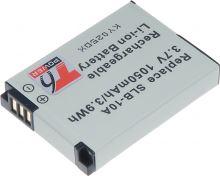 Baterie Samsung SLB-10A, 3,6V (3,7V), 1050mAh, 3,9Wh