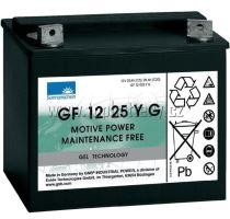 Trakční gelová baterie Sonnenschein GF 12 025 Y G, 12V, 28Ah
