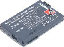Baterie Canon BP-308, 7,2V (7,4V), 850mAh, 6,3Wh