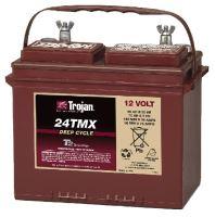 Trakční baterie Trojan 24TMX , 85Ah, 12V - průmyslová profi