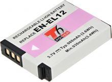 Baterie Nikon EN-EL12, 3,6V (3,7V), 980mAh, 3,6Wh