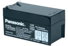 Akumulátor (baterie) PANASONIC LC-R121R3PG, 1,3Ah, 12V