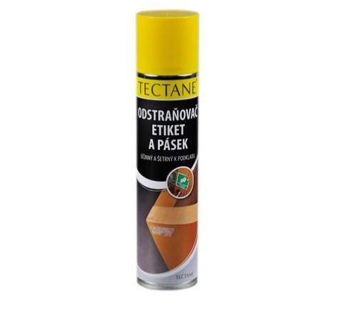 Sprej - odstraňovač etiket a pásek, 400ml