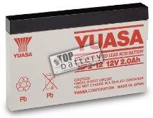 Záložní akumulátor (baterie) Yuasa NP 2-12 (2Ah, 12V)