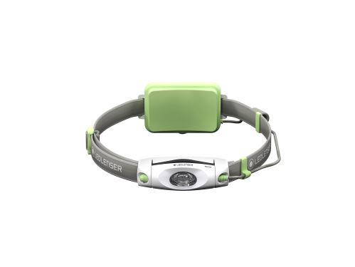 Čelová svítilna Ledlenser NEO 4 zelená, 500915