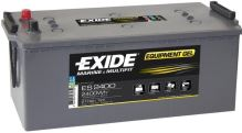 Trakční baterie EXIDE EQUIPMENT GEL, 12V, 210Ah, ES2400