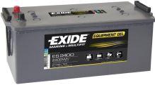 Trakční baterie EXIDE EQUIPMENT GEL, 12V, 210Ah, ES2400