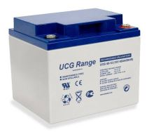 Trakční (gelová) baterie Ultracell UCG45-12, F6, 45Ah, 12V  ( VRLA )