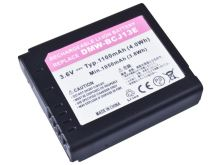 Baterie Panasonic DMW-BCJ13, 3,6V (3,7V), 1100mAh, 4Wh
