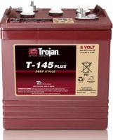 Trakční baterie Trojan T 145 Plus, 260Ah, 6V - průmyslová profi