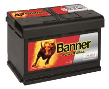 Autobaterie Banner Power Bull P72 09, 72Ah, 12V, 660A (P7209)