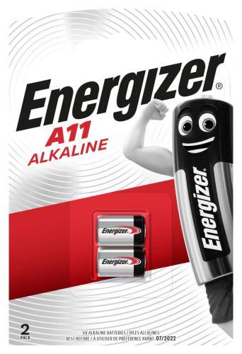 Baterie Energizer A11, MN11, L1016, 6V, alkaline, EN-639449 (Blistr 2ks)