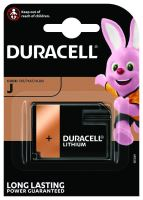 Baterie Duracell 4LR61 (J7K67), 6V, Alkalická, (Blistr 1ks)