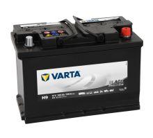 Autobaterie VARTA Black PROMOTIVE 100Ah, 12V (H9)