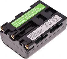 Baterie Sony NP-FM50, 7,2V (7,4V),1700mAh, 12,2Wh