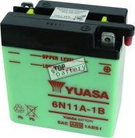 Motobaterie YUASA 6N11A-1B, 6V, 11Ah