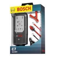 Nabíječka BOSCH C7 12/24V, 7A - automatická