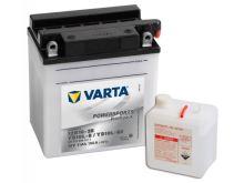 Motobaterie VARTA YB10L-B2, 11Ah, 12V