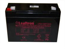 Akumulátor (baterie) Leaftron LTC6-13, 6V - 13Ah, cyklická