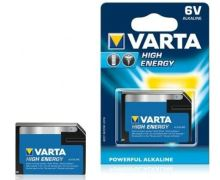 Baterie Varta High Energy 4918, 4LR61, 6V, Alkaline, (Blistr 1ks)