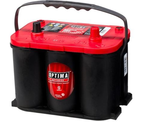 Autobaterie Optima Red Top R-4.2L, 50Ah, 12V, 815A, (8003-251)