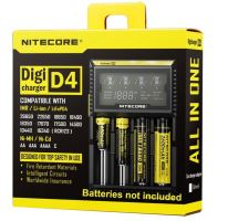 Nabíječka Nitecore D4 pro Ni-CD/ Ni-MH/ Li-Ion/ LiFePO4