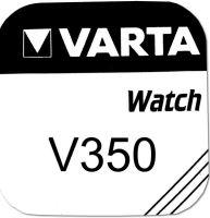 Baterie Varta Watch V 350, SR42, hodinková, (Blistr 1ks)