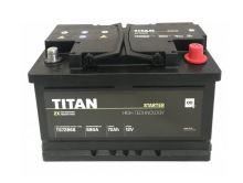 Autobaterie TITAN 12V, 72Ah, 680A