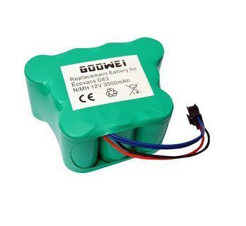 Goowei Baterie Ecovacs D83, 3500mAh, Ni-Mh