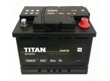 Autobaterie TITAN 12V, 56Ah, 500A