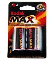 Baterie Kodak Max LR14, C, 1,5V, Alkaline, (Blistr 2ks)