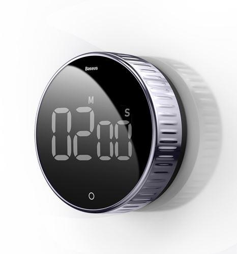 Kuchyňská minutka, minutovník Baseus Heyo Rotation Countdown Timer