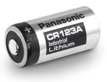 Baterie Panasonic Industrial Lithium, CR123, HR1400, 3V, 1400mAh, 1ks
