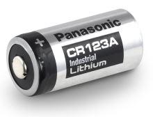 Baterie Panasonic Industrial Lithium, CR123, HR1400, 3V, 1400mAh, 1ks